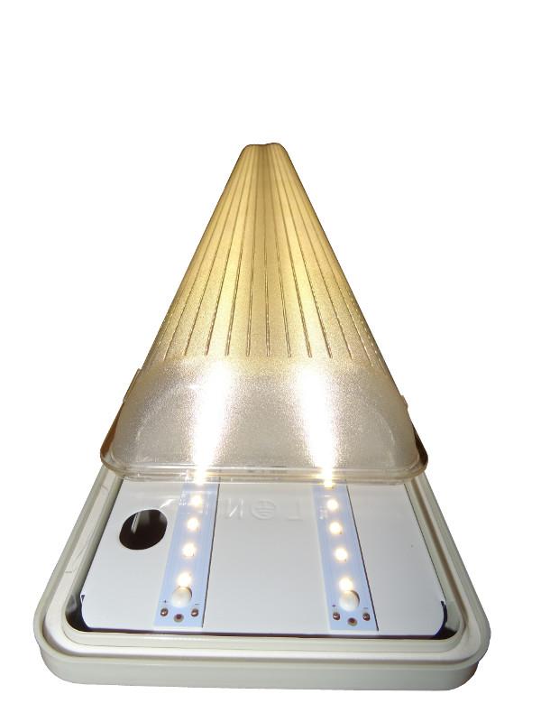 Oprawy Oświetleniowe - Oprawy Przemysłowe Liniowe Hermetyczne serii HERmetic