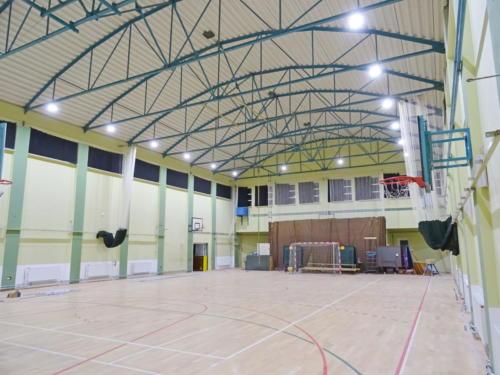 Sala gimnastyczna Rogów